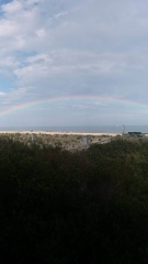 Rainbow From the Deck